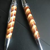 Mick Jones - Segmented Pens
