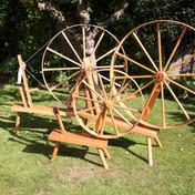 David Bryant - Three Spindle Wheels