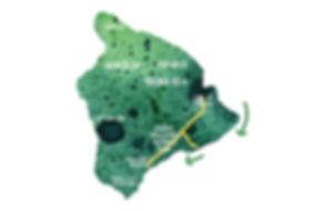 hawaii volcanoes natl park map big isle.