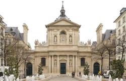 Chapelle de la Sorbonne - 1990