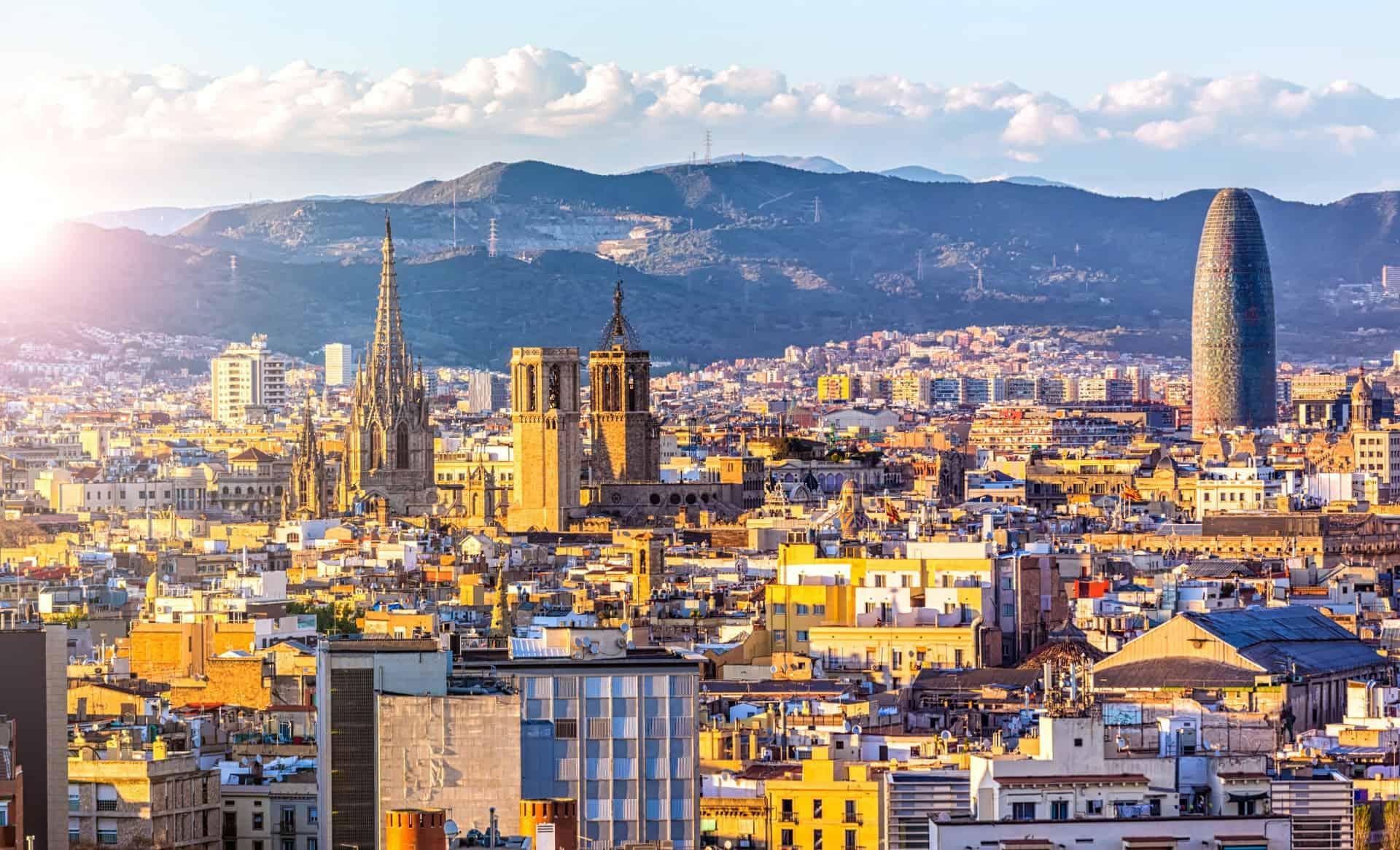 Barcelona, Espana - 2014