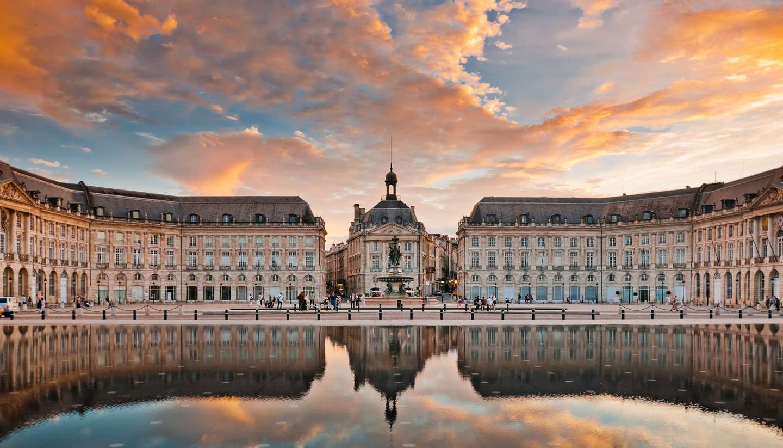 Bordeaux, Francia - 1990
