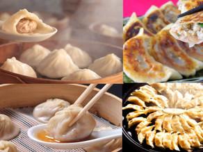 某有名高級中華料理店の料理長がつくる 皮から手作りの餃子食べ放題 と 手包み小籠包+厳選日本酒飲み放題