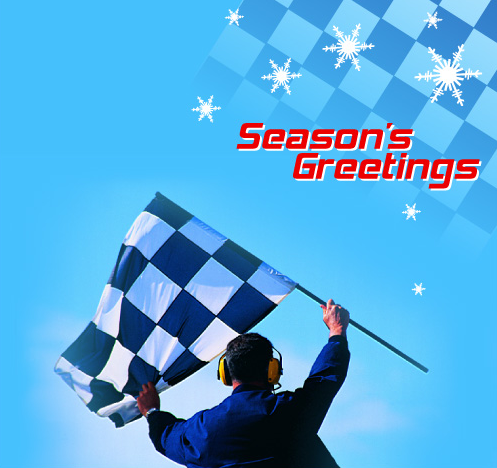 Christmas card for MotorHome club