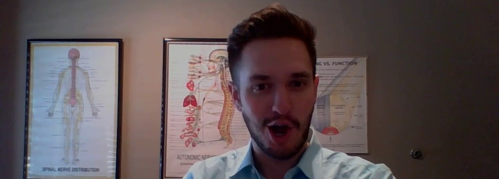 Dr. Nate talks health and chiropractic