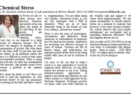 Chemical Stress