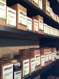 Standard Process- Whole Food Supplements