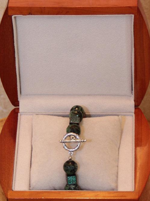 B15 - Real Stone Hand Made Bracelets
