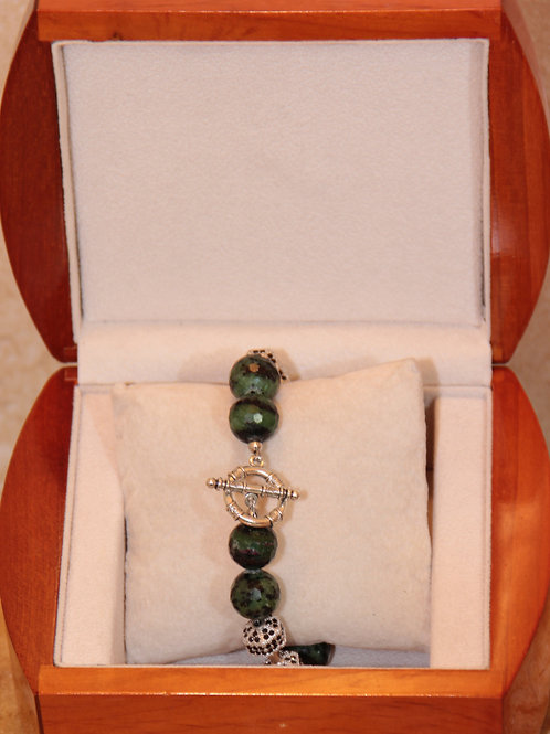 B14 - Real Stone Hand Made Bracelets