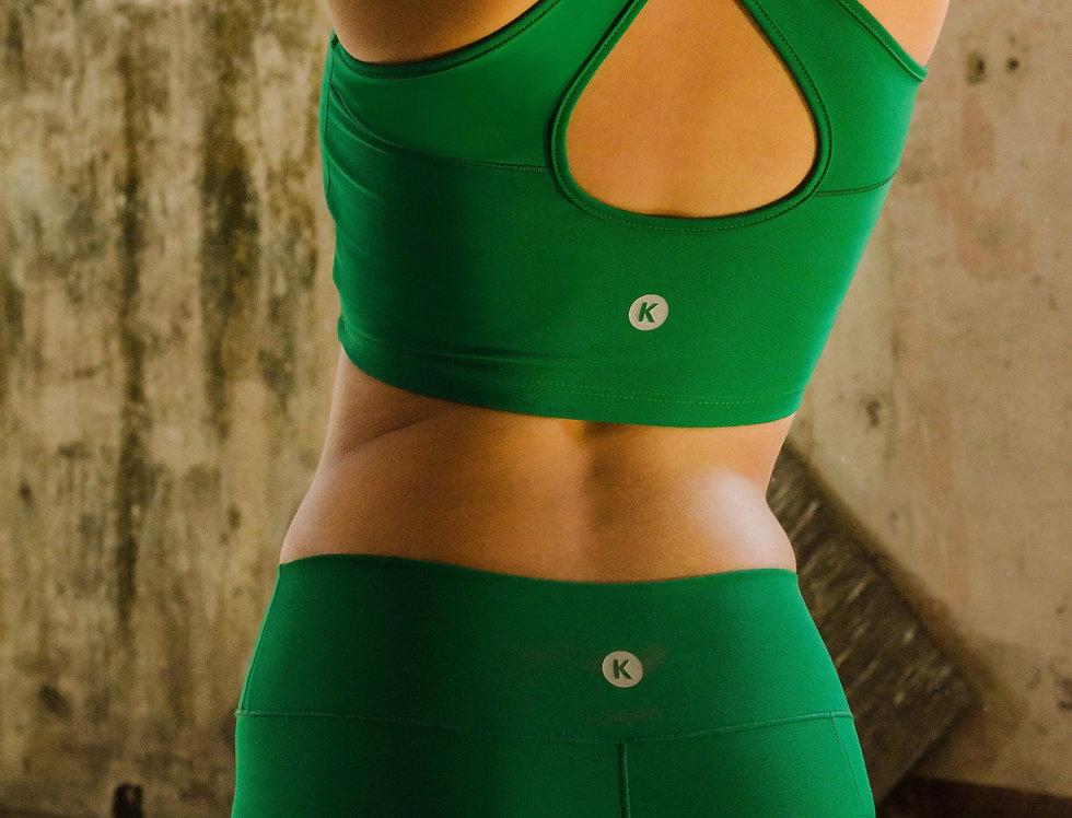 Conjunto Emerald Green