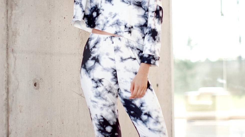 PREVENTA Black&WhiteTie dye Outfit