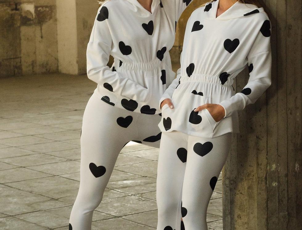 Polka Hearts Outfit ( Edición limitada)