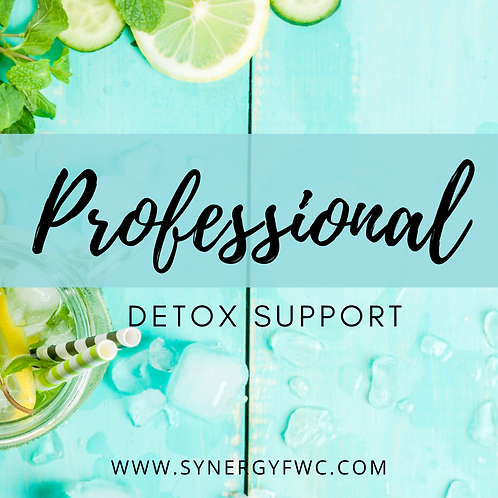 Professional Detox Support