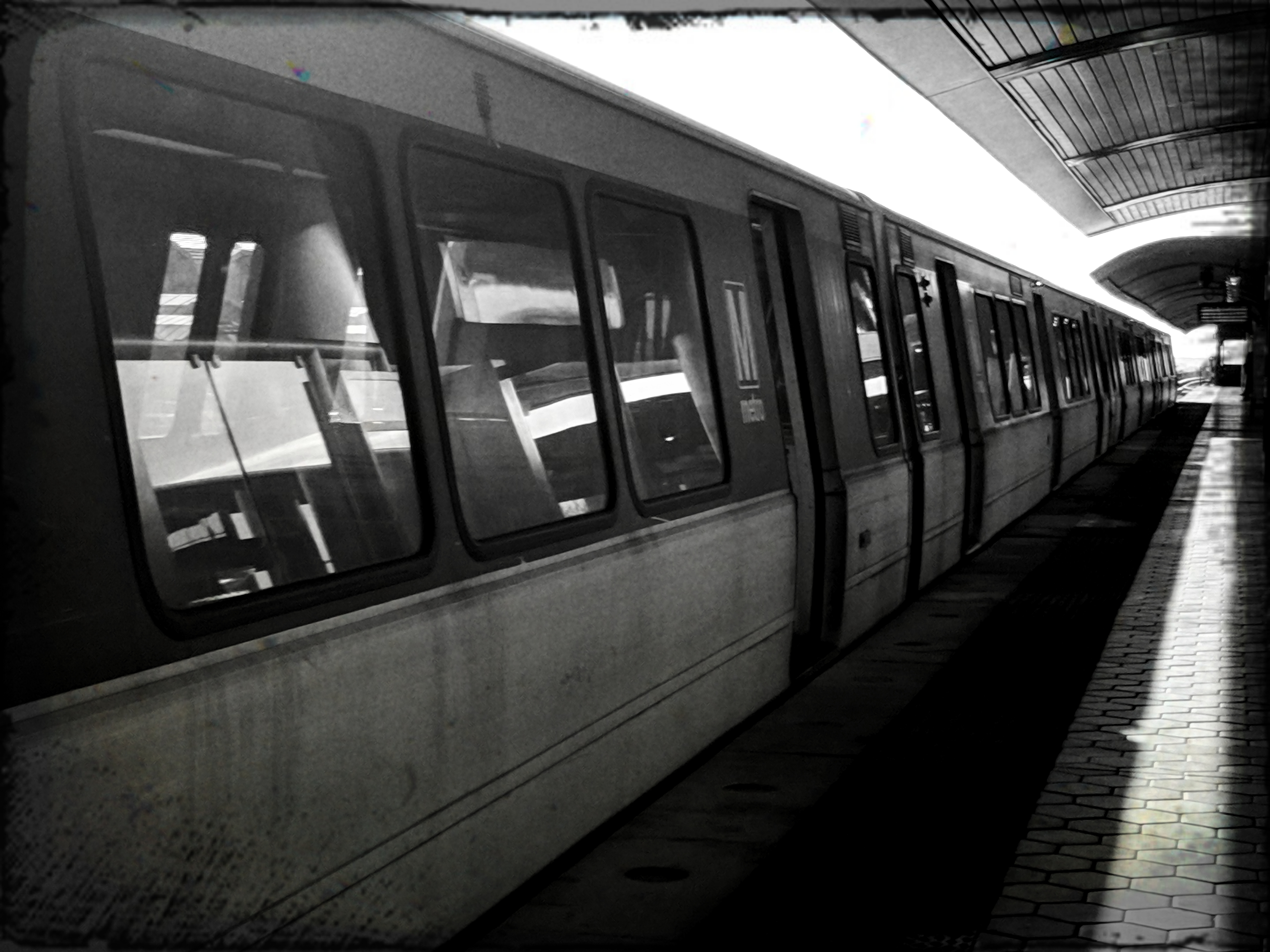 dc metrorail