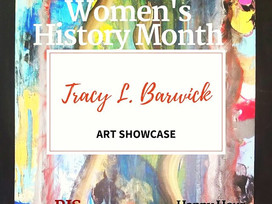 Ris DC, National Women's History Month Art Showcase