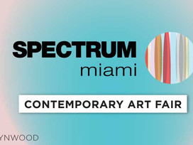 Art Basel Miami | Spectrum Miami Contemporary Art Fair | 12/4-8/2019