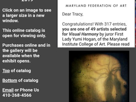 Visual Harmony Group Exhibit