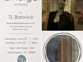 Emerge Art Exhibit