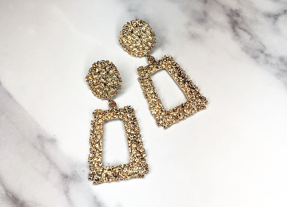 Oversized Knocker Earrings