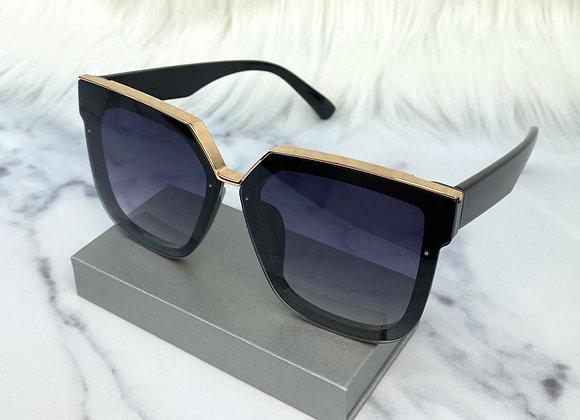 Ellie Black Sunglasses