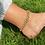 Thumbnail: Cuban Chain Gold Stone Detail Anklet