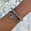 Thumbnail: ICE Silver Link Chain Bracelet