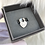 Thumbnail: Silver 'Forever Love' Charm Ring