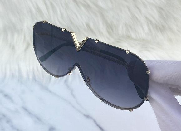 Navy V Sunglasses