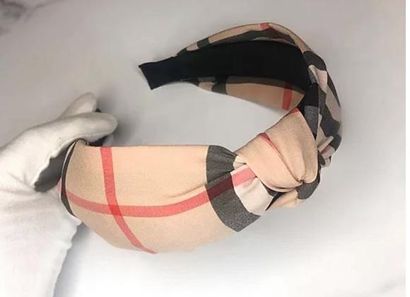 Knot Check Headband