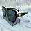 Thumbnail: Oversized F Print Sunglasses