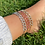 Thumbnail: Pink Link Chain Anklet