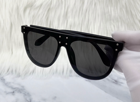 Black Becky Sunglasses
