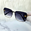 Thumbnail: Square Grey Bug Sunglasses