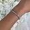 Thumbnail: Sterling Silver Tennis Bracelet
