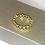Thumbnail: Gold Dainty Multi Heart Ring