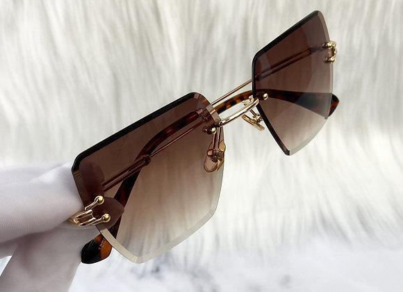Poppy Brown Tint Sunglasses