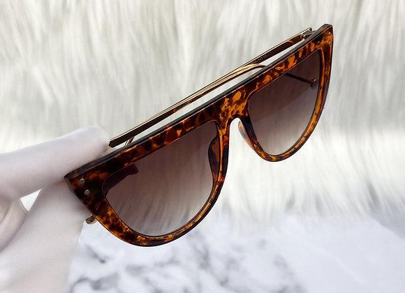 Yasmin Tortoiseshell Sunglasses