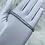 Thumbnail: Silver Adjustable Crystal Bracelet