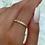 Thumbnail: Dainty Stone Ring