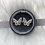 Thumbnail: Gold Sparkle Butterfly Earrings