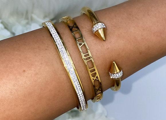 Aliya Gold Set