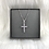 Thumbnail: Silver Cross Necklace