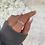 Thumbnail: Silver Numeral Ring