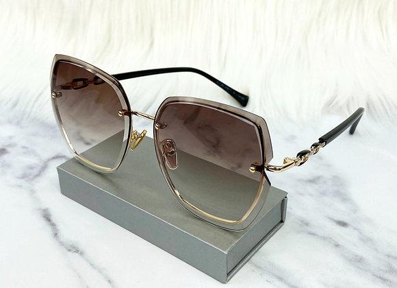 Hollie Oversized Sunglasses