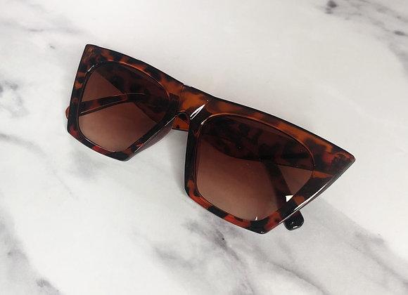 Tortoiseshell Pixi Sunglasses