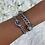 Thumbnail: ICE Silver Butterfly Bracelet