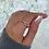 Thumbnail: Rose Gold Link Ring