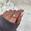 Thumbnail: Square Stone Ring