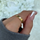 Thumbnail: Numeral Diamante Gold Ring