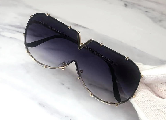 Navy V Sunglasses